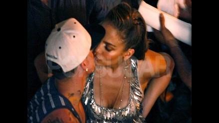 Jennifer Lopez graba nuevo videoclip junto a su novio
