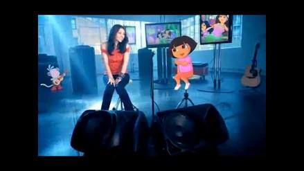 Thalía participará en especial de la serie infantil ´Dora la exploradora´