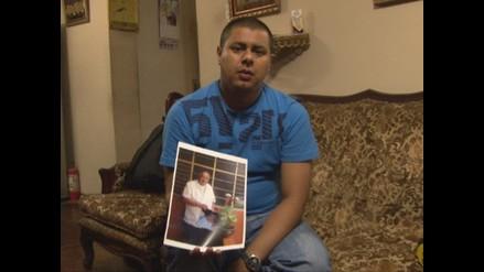 Hijo de Pedro Otiniano pide orar por recuperación de su padre
