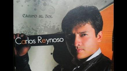 Carlos Reynoso lanza CD