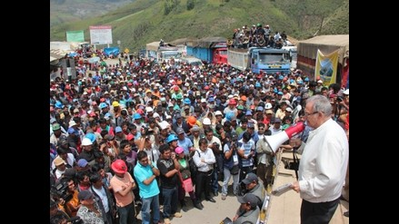 La Libertad: Mineros informales no levantarán huelga indefinida
