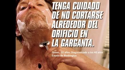 No más tabaco: A través de historias de exfumadores lanzan campaña