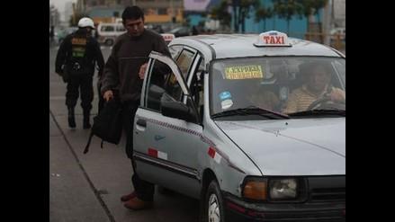 Plantean formalizar transporte de pasajeros en autos colectivos