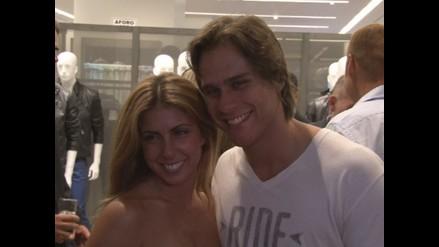 Fiorella Cayo y Miguel Arce lucen su amor y se muestran felices juntos