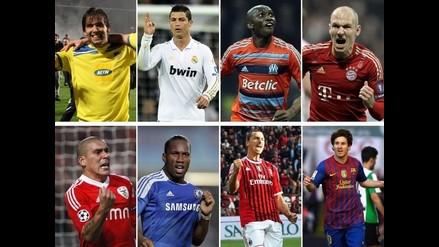 Conozca los cruces de cuartos de final de la Liga de Campeones