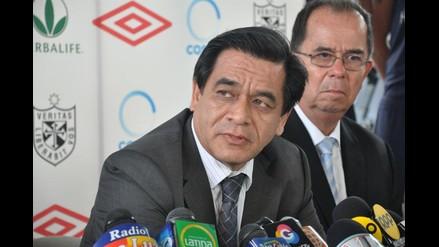José Antonio Chang afirma que USMP contribuyó con el fútbol peruano