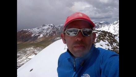 Peruano Richard Hidalgo inicia este 27 la expedición rumbo al Himalaya