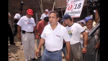 Junín: Presidente Humala lanza programa ´Vuelve a sonreír´ en Tarma