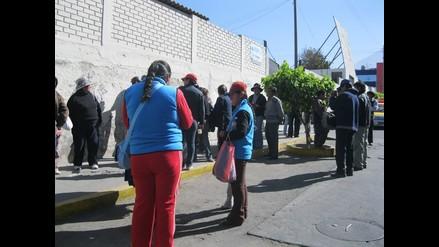 Arequipa: Aguas residuales ponen en riesgo la salud pública