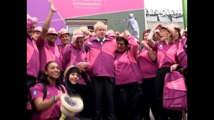 El fucsia, color de moda en las Olimpiadas de Londres