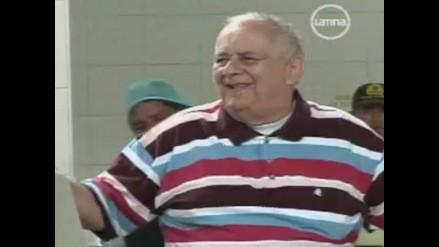 Pedro Otiniano visitó el hospital 2 de Mayo días antes de sufrir paro