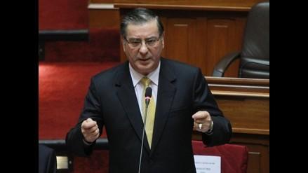 Valdés: No derogaremos Decretos Legislativos que penalizan minería ilegal