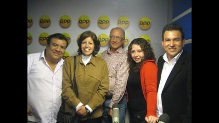 ¡Habla Ollanta! dice Lulú Flores al estilo de Los Chistosos