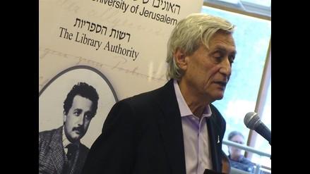 Universidad Hebrea de Jerusalén digitaliza documentos de Albert Einstein