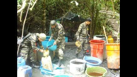 Huánuco: Policía decomisa 293 kilos de droga en el Monzón