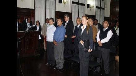 Dictarán sentencia a procesados del caso BTR el 23 de marzo