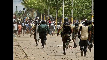 Reportan nuevo enfrentamiento entre PNP y mineros ilegales en Nasca