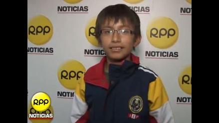 Niño de 11 años ingresó a la Universidad San Marcos