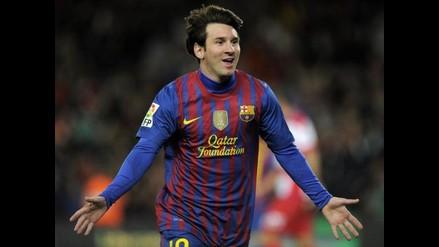 Lionel Messi se convierte en el máximo goleador del Barcelona