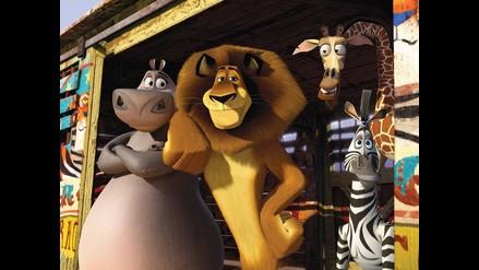 Tráiler: Madagascar 3