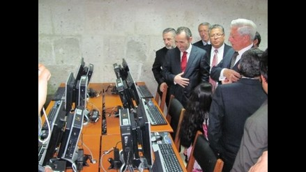 Biblioteca de Arequipa MVLL atendió más de 22 mil usuarios