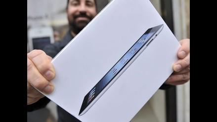 La temperatura del nuevo iPad genera polémica