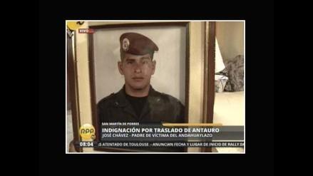 Deudo de Andahuaylazo: El presidente debe explicar traslado de Antauro