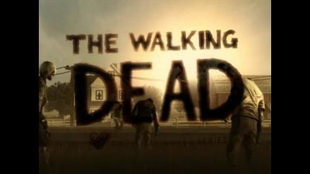 Los 10 primeros minutos del videojuego The Walking Dead