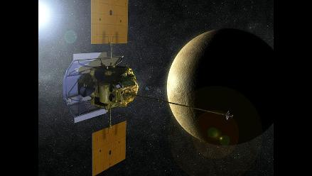 Sonda Messenger brinda un panorama inesperado de Mercurio