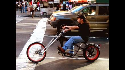 Conozca las bicicletas con diseños personalizados en Lima