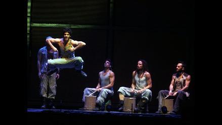 Mayumana inició temporada de ´Momentum´ en Lima