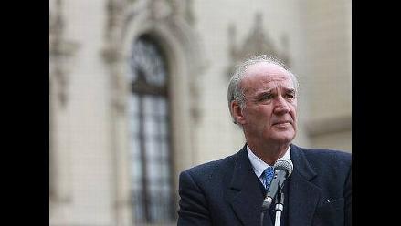 Perú mantendrá reserva sobre diferendo marítimo hasta la fase oral