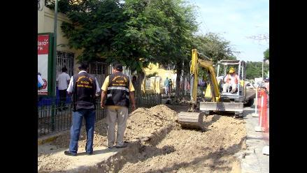 Arequipa: Investigan amenazas por disputa de obras en construcción civil