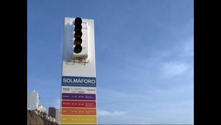 Elaboran proyecto para instalar solmáforos en Arequipa
