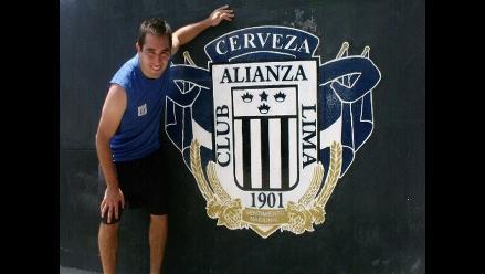 Fernando Meneses preparado para debutar este sábado en Alianza Lima