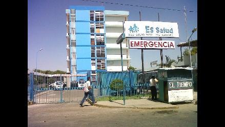 Piura: Policía baleado por delincuentes sigue en cuidados intensivos