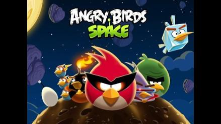 Angry Birds Space no estará en Windows Phone
