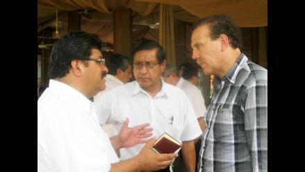 Ministro Tejada: Directores de Salud deben trabajar con un solo eje