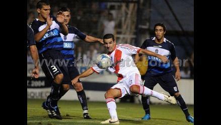 River Plate igualó con Gimnasia La Plata en la Nacional B de Argentina