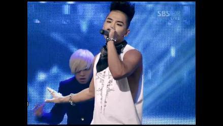 Big Bang ganó triple corona en Inkigayo