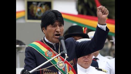 Evo Morales: Llegamos a Palacio no como inquilinos, sino para siempre