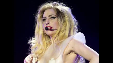 Lady Gaga recibe premio de la comunidad homosexual