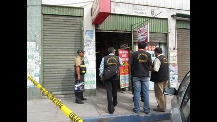 Áncash: Se registran 13 asaltos en una semana en Caraz