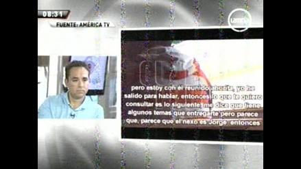 Roberto Martínez niega denuncia por chuponeo y alista demanda