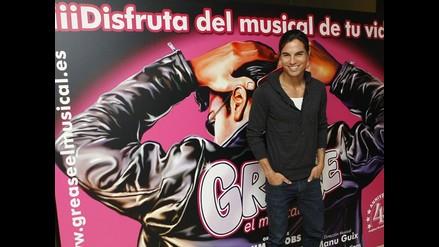 Julio Iglesias Jr. cantará y actuará en la versión española de Grease