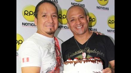 Diosdado Gaitán Castro celebró cumpleaños reconciliado con su hermano