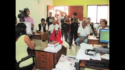 Investigarán por 4 meses más a sujetos que robaron cruz de Motupe