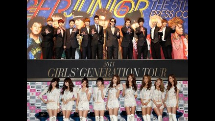 Super Junior, SNSD y SHINee reciben acciones de SM Entertainment