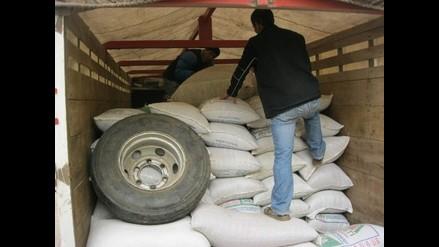Puno: Incautan mercadería de contrabando procedente de Bolivia