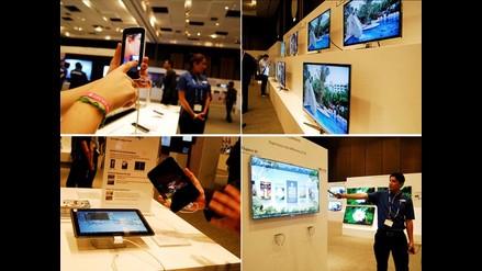 Lo último en tecnología traído por Samsung